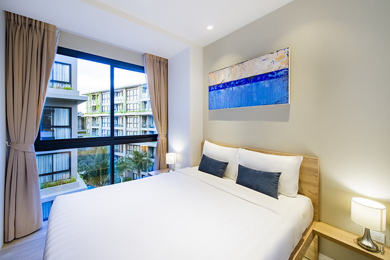 Deluxe Suite, Diamond Resort Phuket, Bangtao Beach, Phuket, Thailand.