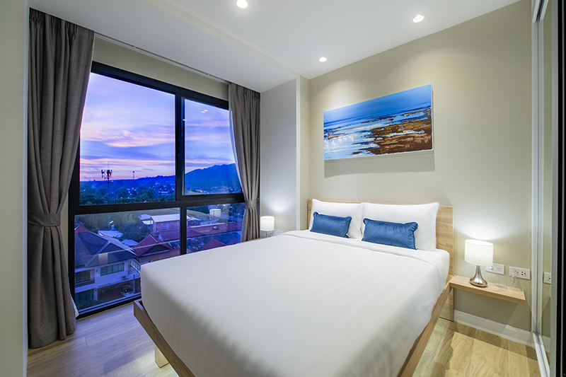 Grand Deluxe Suite, Diamond Resort Phuket, Bangtao Beach, Phuket, Thailand.