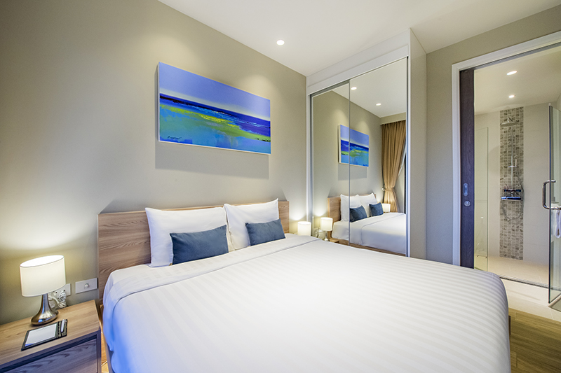 Grand Two Bedroom Suite, Diamond Resort Phuket, Bangtao Beach, Phuket, Thailand.