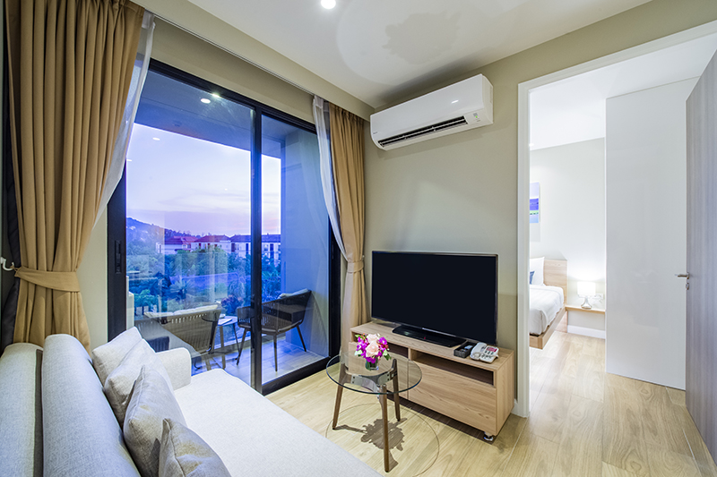 Two Bedroom Suite, Diamond Resort Phuket, Bangtao Beach, Phuket, Thailand.